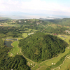Aerial view from Ayala Greenfield Golf & Leisure Club