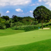 A view of a hole at Nick Faldo Course from Eagle Ridge Golf & Country Club