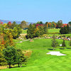View of the 5th hole from the Links course at Nemacolin Woodlands Resort