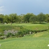 A view from tee at Bloemfontein Golf Club