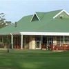A view of the clubhouse at Piet Retief Country Club