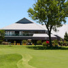 A view of the clubhouse at Orkney Golf Club
