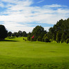 A view of the 5th green at Howick Golf Club