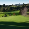 A sunny view of green at Maungakiekie Golf Club