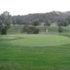 A view of a green at Gavilan Golf Course