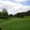 A view from tee at Paeroa Golf Course