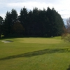 A view of the 1st green at Methven Golf Club