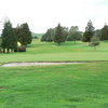 A view of the 6th hole at Waihi Golf Club
