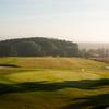A view from Golf Club Botanika