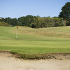 A view of the 7th hole at Curlewis Golf Club