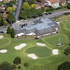 Aerial view from Roseville Golf Club