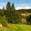 A beautiful view from Golf Club Horal
