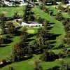 Aerial view from Goondiwindi Golf Club