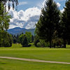 A view of the 8th green at Birchbank Golf Course