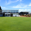 A view of the pro shop at Devonport Golf Club