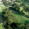 Aerial view from Green Acres Golf Club