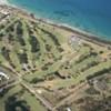 Aerial view from Portland Golf Club