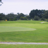 A view of green at Sandringham Golf Club