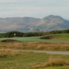 A view of the 12th hole from Struie Course at Royal Dornoch Golf Club