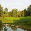 A view of the 1st hole from the Woodhaven course at The Resort at Glade Springs