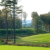 A view of the 10th hole from the Woodhaven course at The Resort at Glade Springs