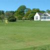 A view of the 18th green at Baltinglass Golf Club