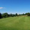 A view of the 3rd green at Holywood Golf Club