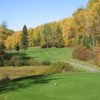A fall view from tee at Telemark Country Club