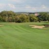 A view from fairway green at Lakes Course from Pleasant View Golf Club