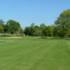 A view from fairway #5 at Oak Hills Golf Course