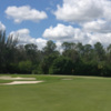 A view of green #7 at Bear's Paw Country Club