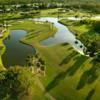 Aerial view from West at Imperial Golf Club
