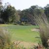 A view of the 14th hole at Norman Course from Barefoot Resort & Golf