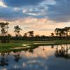 A view of a hole at Naples Grande Golf Club