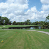 A view from tee at Quality Inn & Suites Golf Resort