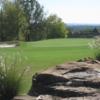 A view of the 8th green at Par 3 Course from Vestavia Country Club