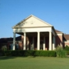 A view of the clubhouse at Clarksdale Country Club