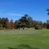 A view of the short game area at Country Club of Jackson