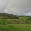 A rainbow view over Valley at Cordillera Golf Course