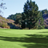 A view of green #14 at Tehama Golf Club