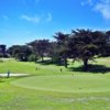 A view from Golden Gate Park Golf Course