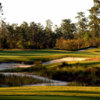 A view of the 13th hole at Victoria Hills Golf Club