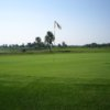 A view of the 16th green at Polus Palace Golf Club