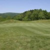 A view of hole #16 at Reservoir Creek Golf Course