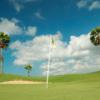 A view of green #2 at Blue Bay Golf & Beach Resort Curacao
