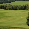 A view of the 9th hole at Peebles Golf Club