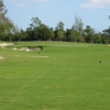 A view from fairway at Blue Shark Golf Club (Greg Norman Golf Course Design)