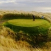 A view of the 5th tee at Inverallochy Golf Club