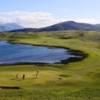 A view of the 6th hole at Durness Golf Club
