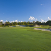 A view of the 14th hole at Emerald Dunes Golf Club